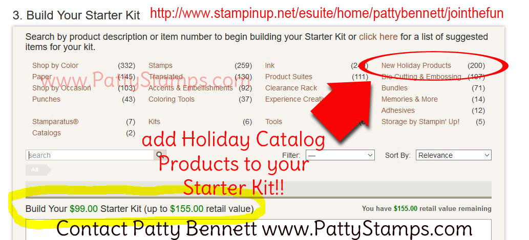 Join my Team for the Best Stampin' UP! deal!