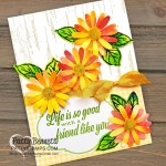Floral Card created with Stampin