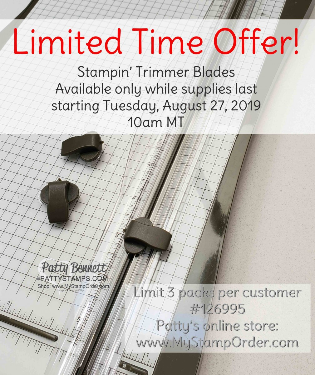 One Week Left for 2 Special Offers!
