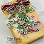 Beautiful Boughs dies from Stampin