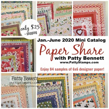 2020 Mini Catalog Paper Share Reservations Open