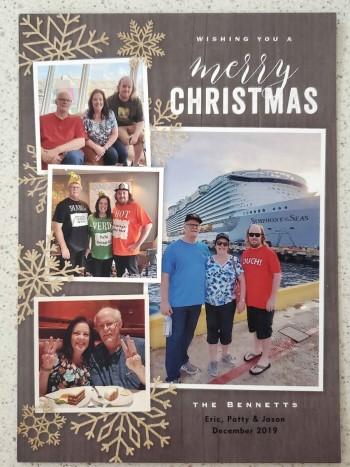 Merry Christmas from the Bennett Family