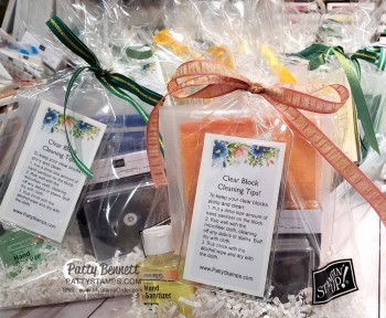 Clear Block Cleaning Kit – Crafter Gift!
