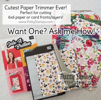 Cutest Paper Trimmer Ever!