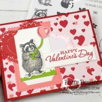 Valentine Card Idea featuring the Special Someone stamp set and matching Special Day dies from Stampin