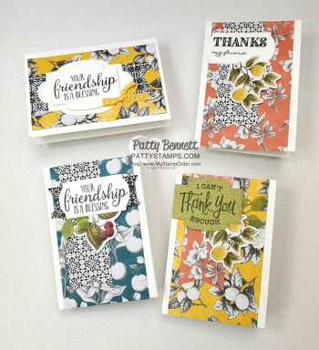 10 Botanical Prints Card Kit Ideas