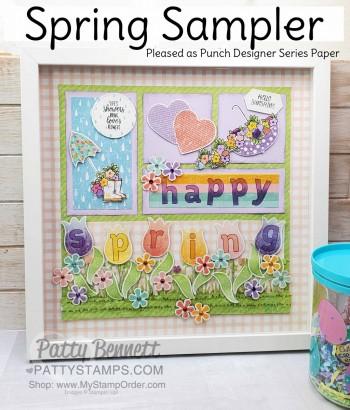 Pleased as Punch Spring Sampler