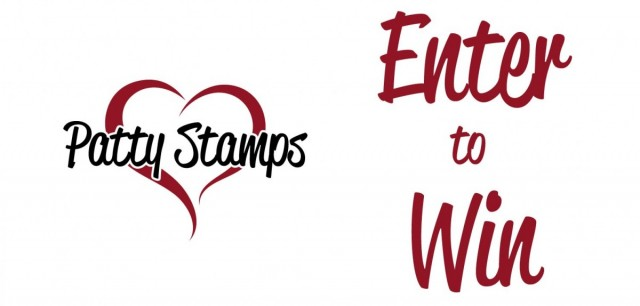 PattyStamps blog giveaway enter to win. Patty Bennett