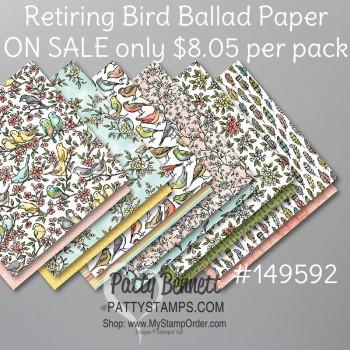 Retiring Bird Ballad Paper Project Ideas