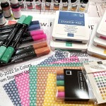 2020 2022 Stampin Up In Color collection of ink pads, markers, Stampin Blends, designer paper, enamel dots available from www.PattyStamps.com