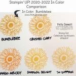 Bumblebee Stampin