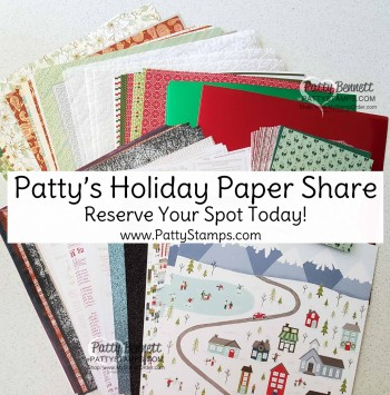 Reserve your Holiday Catalog Paper Share